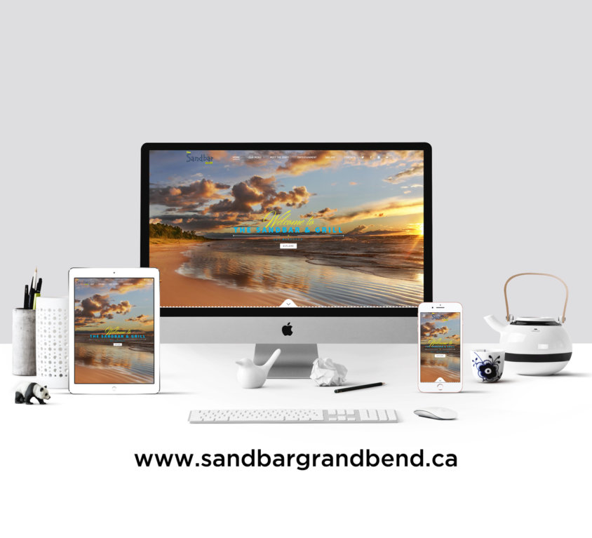Sandbar Grand Bend